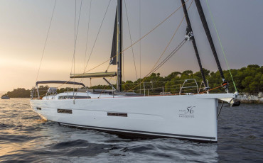 """Dufour 56 Exclusive """"BARMALEY  - FULLY EQUIPPED"""""""