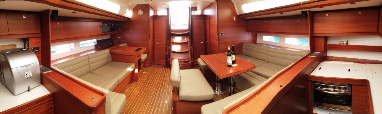 Dufour Exclusive 56, KAZKA - FULLY EQUIPPED