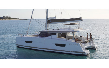 """Fountaine Pajot Lucia 40 """"From The Fields"""""""