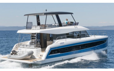 """Fountaine Pajot MY 44 """"Fusion"""""""