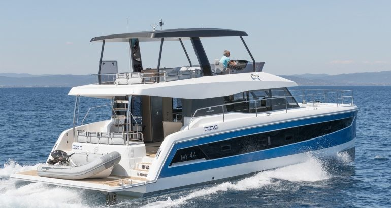 Fountaine Pajot MY 44, Fusion