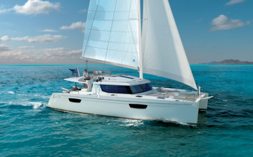 "Fountaine Pajot Saba 50 ""Sunshine Reggae with AC and generator"""