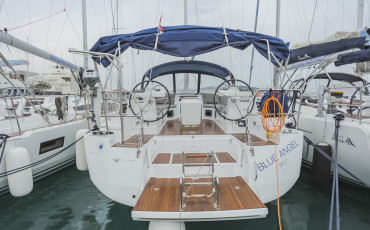 Jeanneau 54 Blue Angel