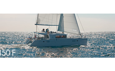 Lagoon 450 F Xcape- DRAFT BEER ON BOARD FOR FREE
