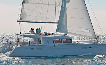 "Lagoon 450 ""Deux Point"""