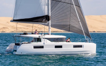 "Lagoon 46 ""Diamond Seas"""