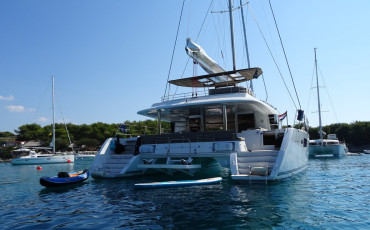 "Lagoon 560 S2 ""Eagle of Norway (Crewed)"""