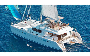 Lagoon 560 S2 Starlight (Crewed)