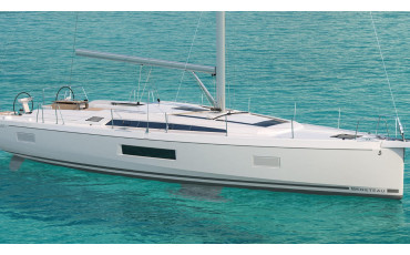 Oceanis 51.1 True Wind with AC and generator